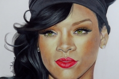 Rihana-Portrait