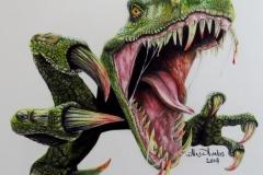 Turok-Tyrannosaurus